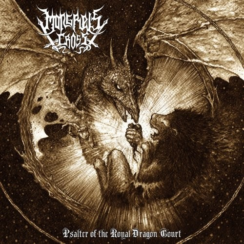 (Thrash / Black Metal) Mongrel's Cross - Psalter of the Royal Dragon Court - 2018, MP3, 320 kbps