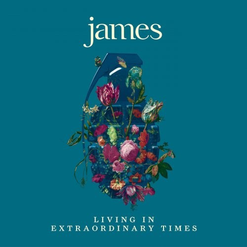 (Indie Rock / Britpop) James - Living in Extraordinary Times - 2018, MP3, 320 kbps