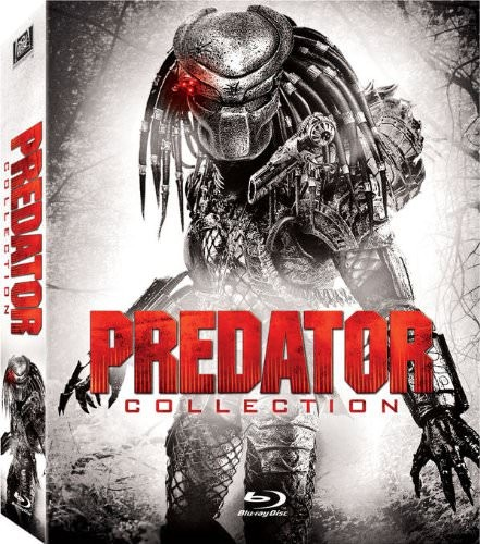 Predator Five Pack BluRay 1080p