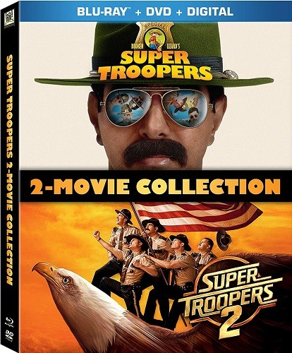 Super Troopers MOViE PACK