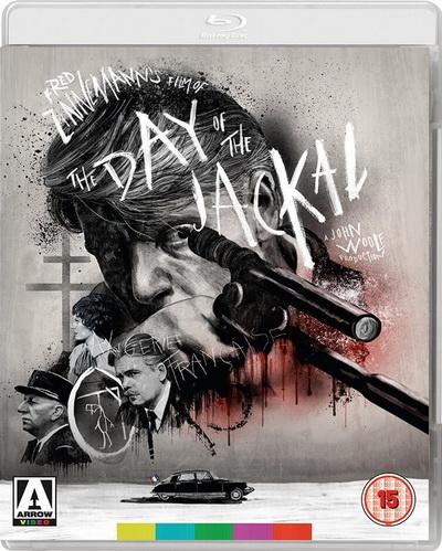 День Шакала / The Day of the Jackal (1973) BDRemux [H.264/1080p] ARROW GBR Transfer