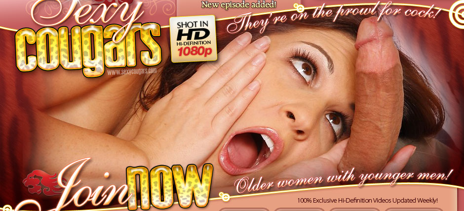 [SexyCougars.com] Sexy Cougars (Pack / 33 videos) [2008-2015, Gonzo, MILF/Mature, Sex, Hardcore, 1080p, SiteRip]