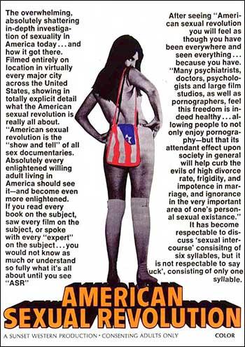 Американская сексуальная революция / American Sexual Revolution (1971) DVDRip