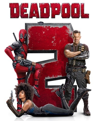 Deadpool 2 2018 1080p BluRay x264 DTS-HDC