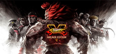Street Fighter V Arcade Edition-CODEX +Update