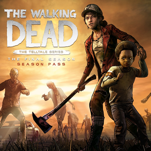 The Walking Dead: The Final Season - Episode 1-2 (2018) PC | RePack