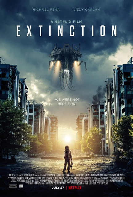 Закат цивилизации / Extinction (2018) AC3 5.1 [hand made]