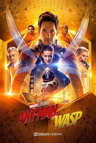 Ant-Man and the Wasp 2018 NEW HDCAM XViD AC3-ETRG