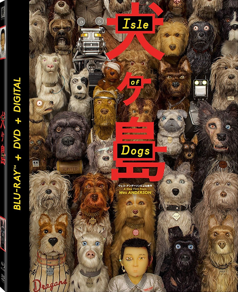 Остров собак / Isle of Dogs (2018) BDRip 720p | Лицензия