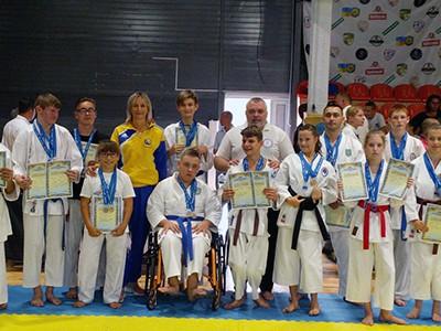 Чемпионат Украины по пара-каратэ