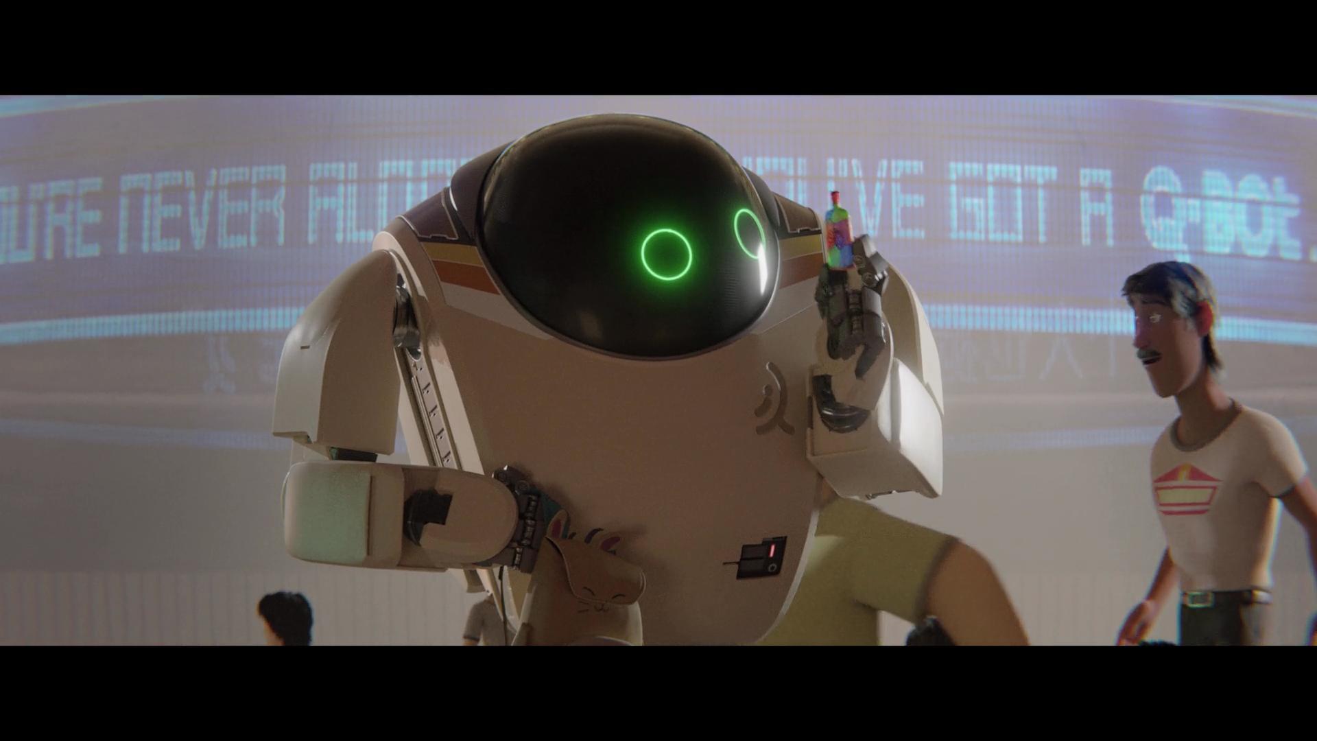 Следующее поколение (2018) WEB-DL 1080p | АРК-ТВ VSI International | Solod