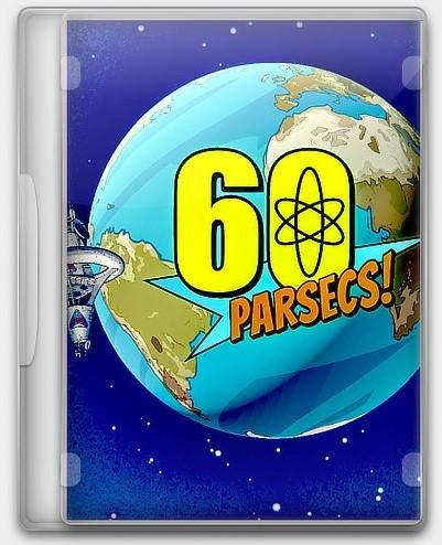 60 Parsecs! [L] [RUS + ENG + 3 / ENG] (2018) (1.0) [GOG]
