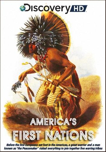 Discovery: Первые обитатели Америки / America's First Nations (2010) HDTVRip [H.264/720p-LQ]