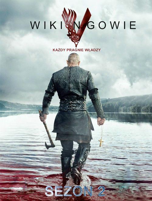 Wikingowie / Vikings Sezon 2 (2014) PL.720p.HDTV.x264.AC3-R2D2/ LEKTOR PL