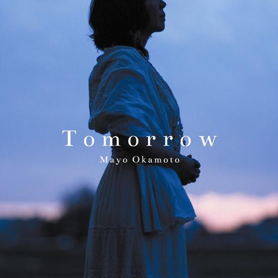 20181003.1905.04 Mayo Okamoto - Tomorrow (album) (2013) cover.jpg