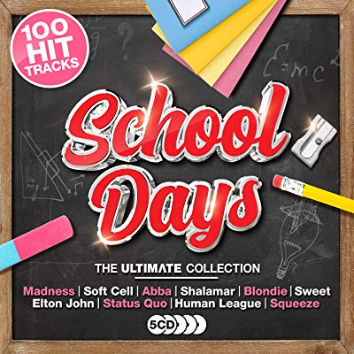 VA - School Days - The Ultimate Collection [5CD] (2018) FLAC