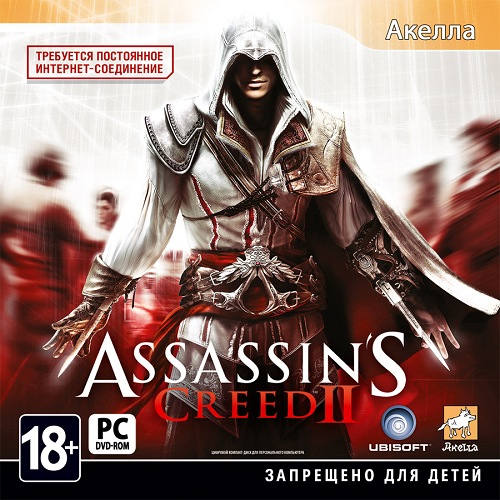 Assassin's Creed - Anthology (2008-2018) PC | RiP, Repack от R.G. Catalyst