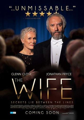 The Wife 2018 HDRip AC3 X264-CMRG