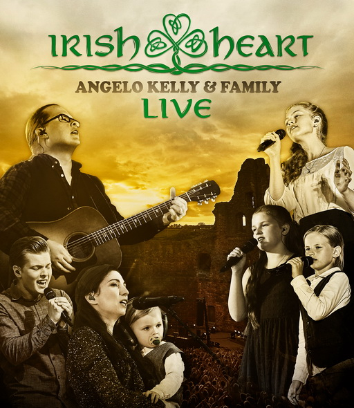 Angelo Kelly & Family - Irish Heart. Live [2018, Folk, Pop, BD]