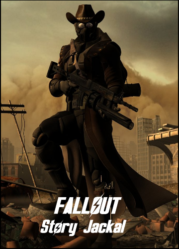 [Демо-версия] Fallout: Story Jackal [P] [RUS / RUS] (2018) (0.02)