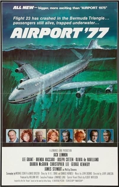 Аэропорт '77 / Airport '77 (1977) BDRip [H.265/1080p-LQ] [10-bit]