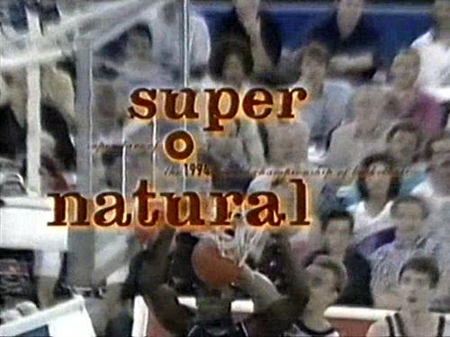 НБА. На грани возможного / Super of Natural [1994, Баскетбол, VHSRip]
