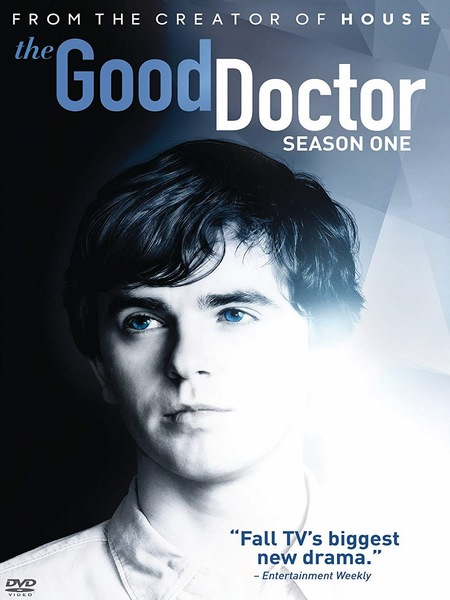 The Good Doctor Season 1 DVDRip x264-NODLABS