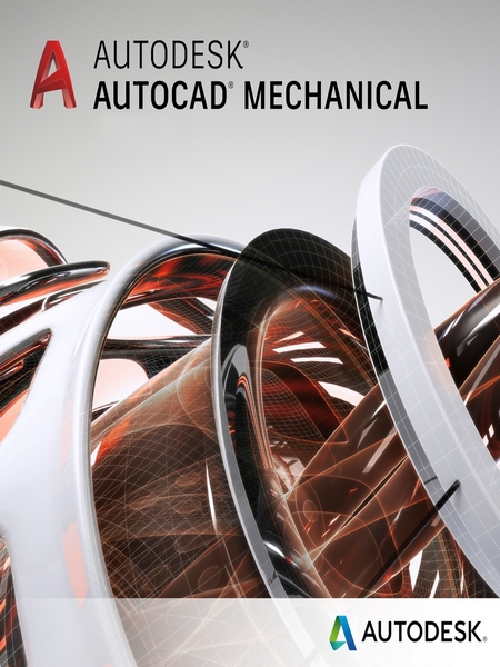 Autodesk AutoCAD Mechanical 2019.1 (x86-x64)