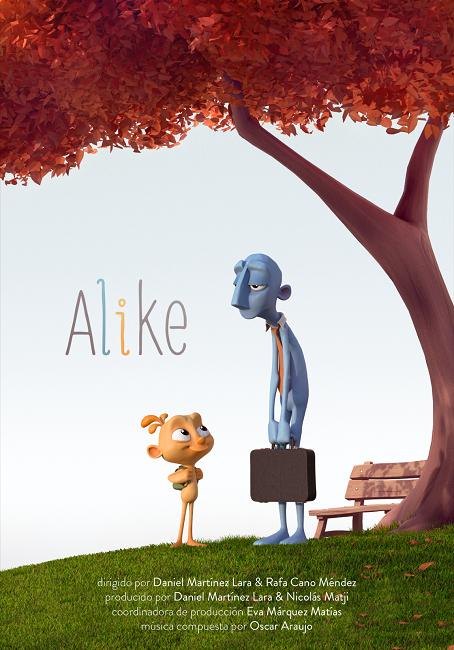 Похожие / Alike (2015) WEBRip 720p