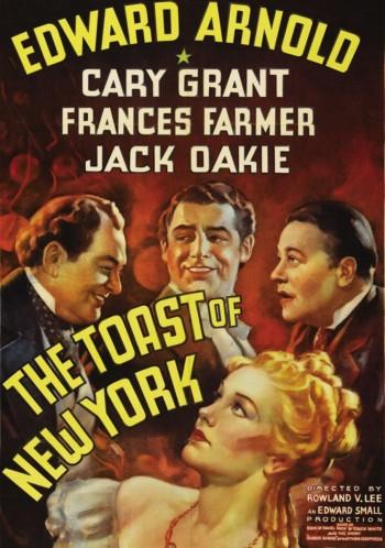 Любимец Нью-Йорка / The Toast of New York (Роулэнд В. Ли / Rowland V. Lee, Александр Холл / Alexander Hall) [1937, США, мелодрама, DVDRip] VO (Матвей Кенс) + Sub Rus (kon272) + Original Eng