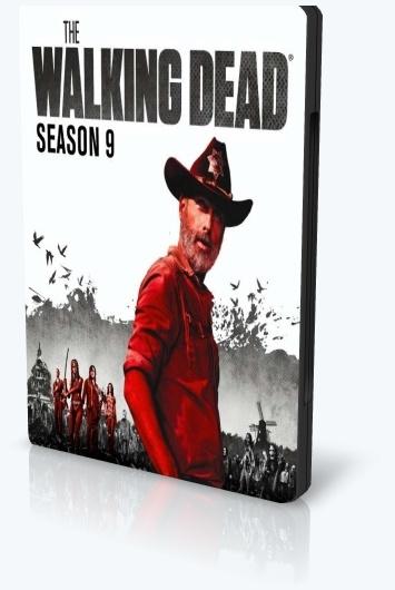 Ходячие мертвецы / The Walking Dead (2018) WEBRip [H.264] (Сезон 9, серии 1 из 16) BaibaKo [MP4|720x400] [AD] (обновляемая)