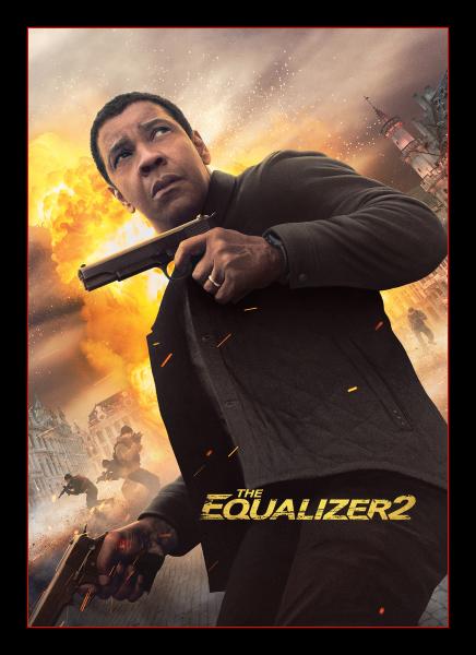 Великий уравнитель 2 / The Equalizer 2 (2018) WEB-DLRip от Dalemake   iTunes