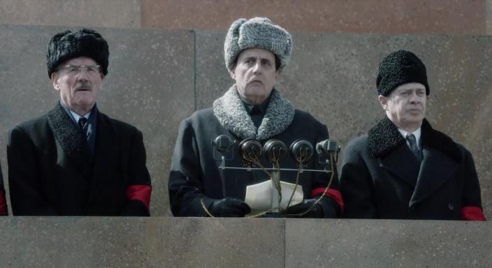 Смерть Сталина / The Death of Stalin (2017/BDRip), A