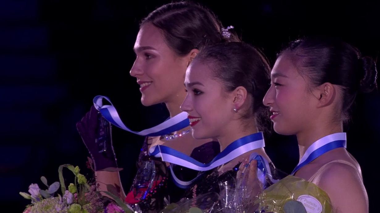 Алина Ильназовна Загитова-2 | Олимпийская чемпионка - Страница 2 D86e1764358696497497e9b2b0f3bfe7