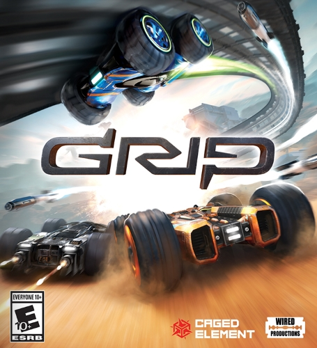Grip: Combat Racing [v 1.3.0 + DLCs] (2016) PC | Repack