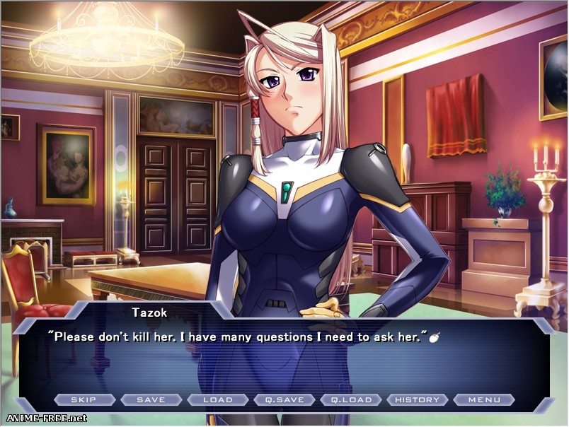Armored Warrior Iris / Soukou Kijo Iris / Ирис Дева в броне [2014] [Uncen] [VN] [ENG,JAP] H-Game