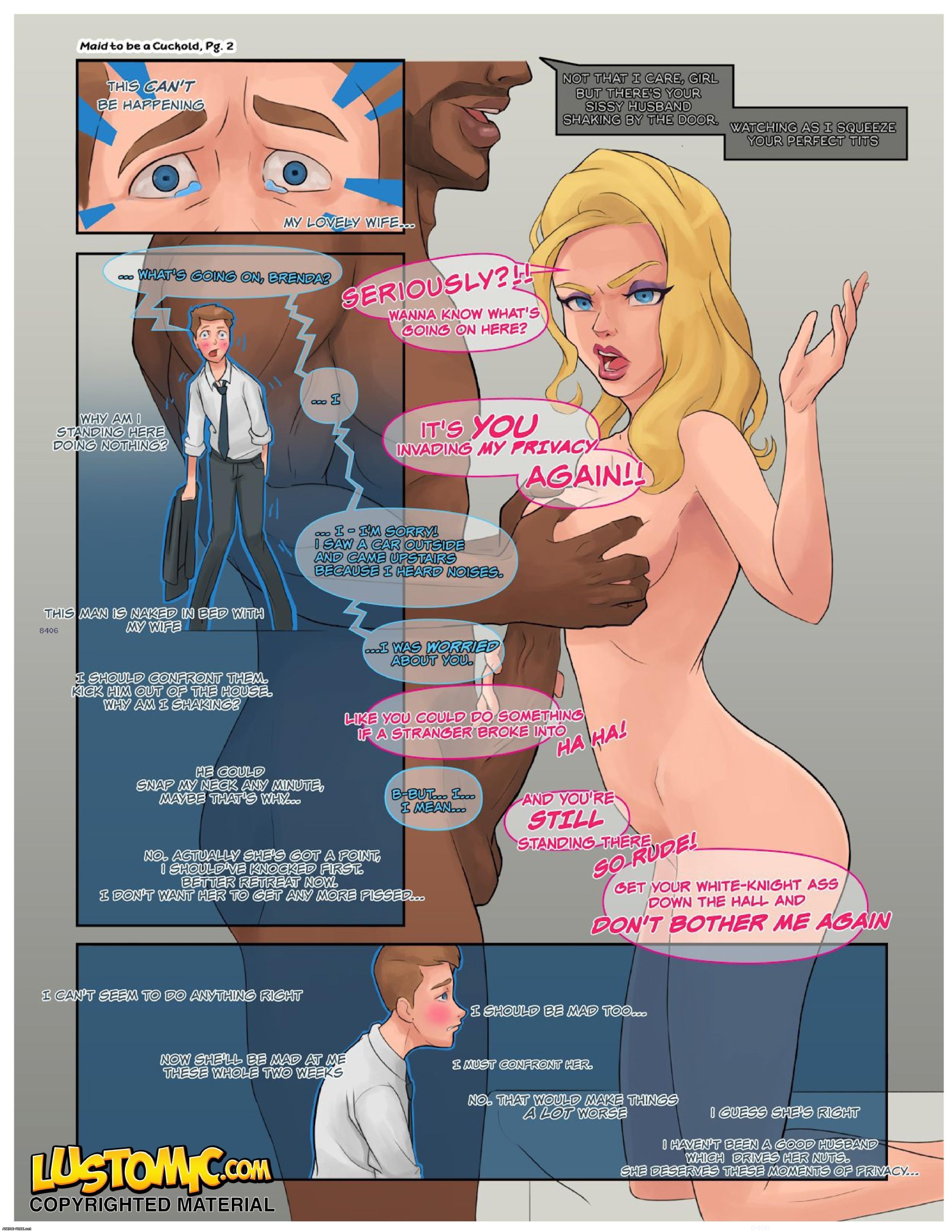 Лусткомикс (Сборник комиксов) [Uncen] [ENG,RUS] Porn Comics