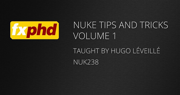 FXPHD.com | NUKE Tips and Tricks (2016) PCRec [H.264/1080p-LQ] [RU/EN]