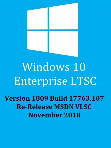 1809 download msdn