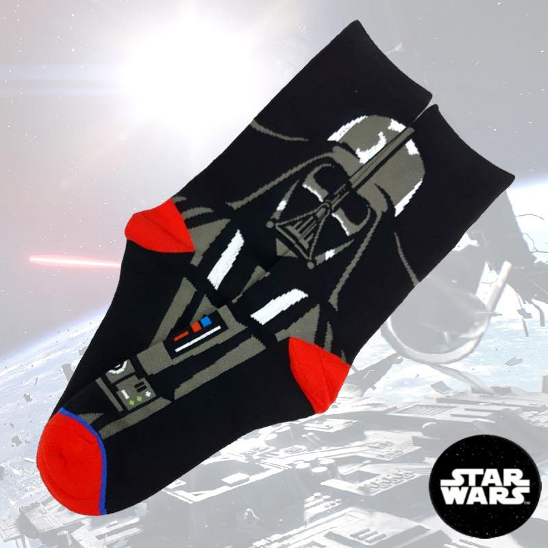 09240 Лимитированная коллекция Звездные войны Дарт Вейдер р-р 38-45 (черный)--.jpg