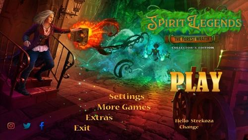Spirit Legends The Forest Wraith Collectors Edition 2018-Final