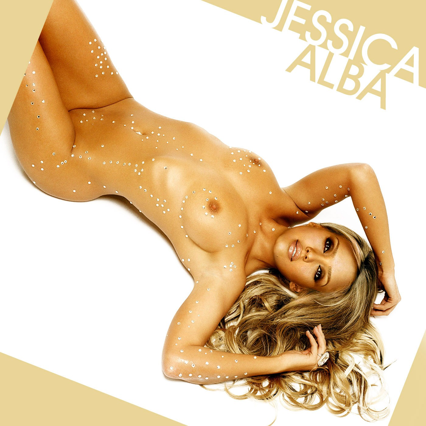 Naked drawings of jessica alba — pic 3
