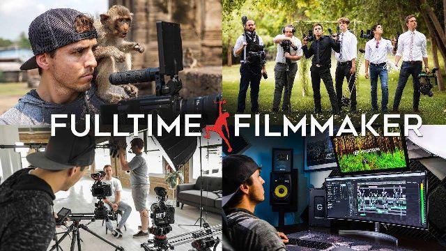 Parker Walbeck | Become a Full Time Filmmaker (2016) PCRec [H.264/1080p-LQ] [EN]