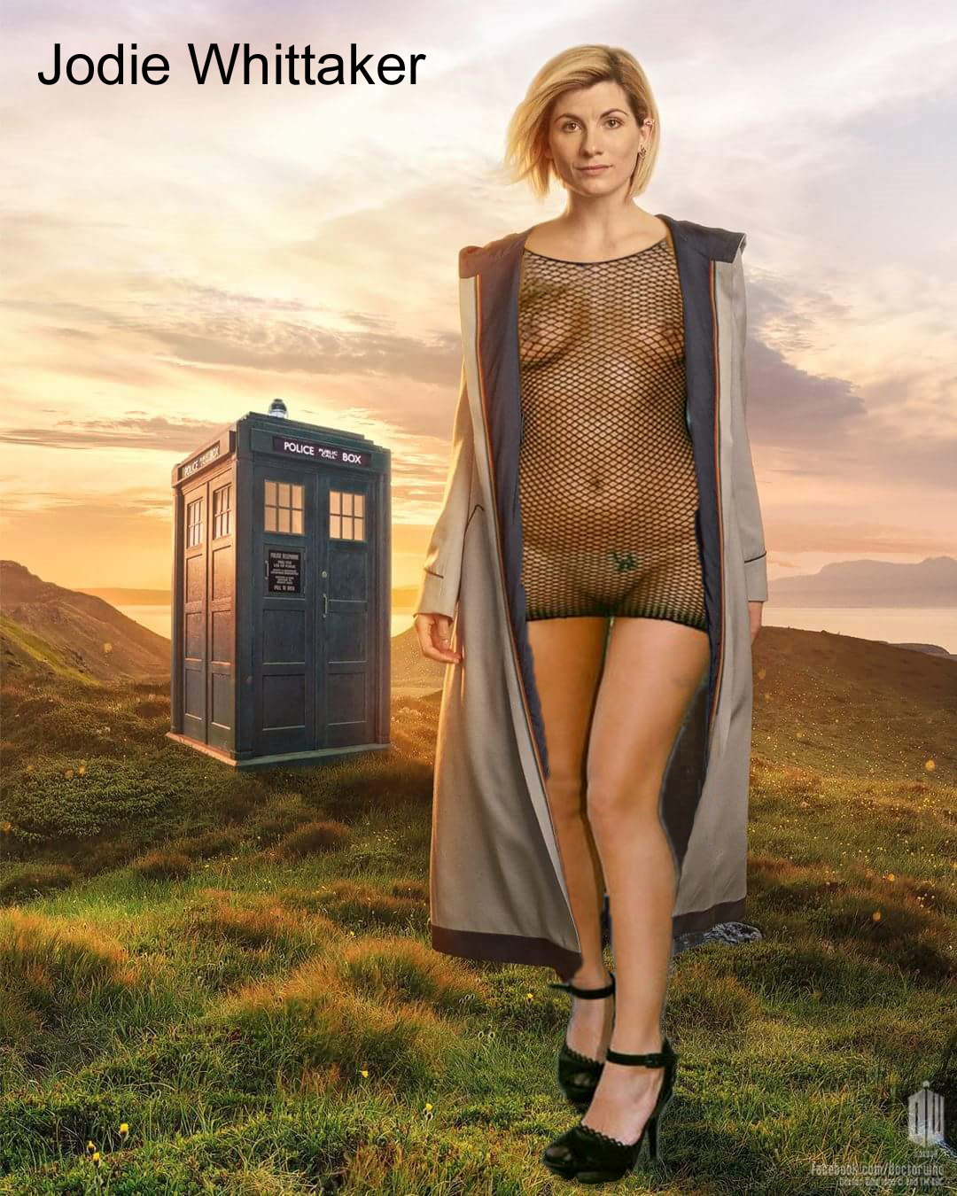 Jodie whittaker nude photos