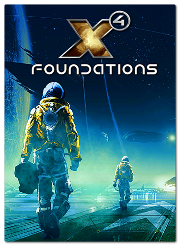 X4: Foundations [v 2.50 + 1 DLC] (2018) PC | Repack от xatab
