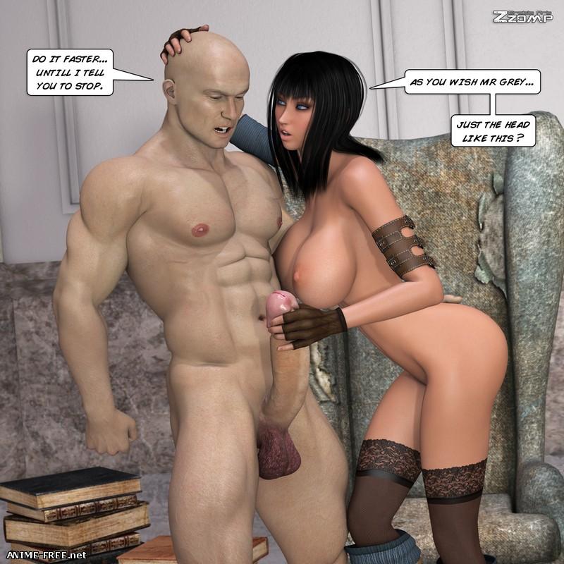 Zzomp (Collection) Сборник комиксов [3DCG] [Uncen] [ENG] Porn Comics