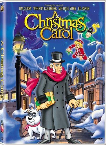 Духи Рождества / Рождественская история / Рождественская песнь / A Christmas Carol (1997) DVDRip