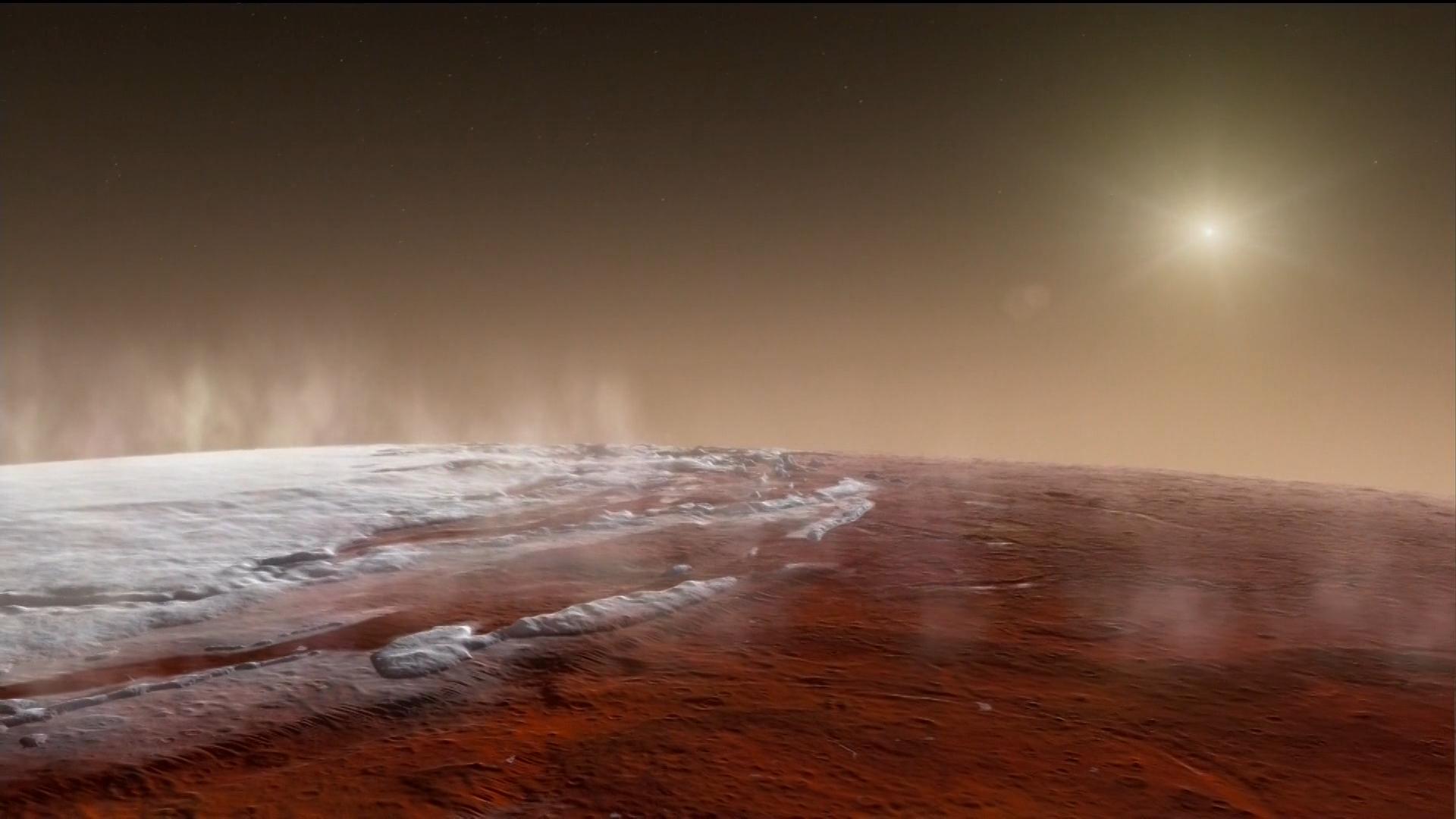 Место жительства - Марс / Living on Mars (2009/HDTVRip) 1080р
