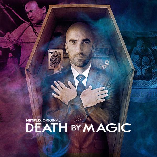 Смертельная магия / Death by Magic [S01] (2018) WEB-DL 1080p | Кириллица