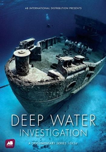 В поисках затонувших кораблей/ Deep Water Investigation (2017) HDTVRip (H.264/720p-LQ) [50 fps] (серии 1-9 из 10) (Обновляемая)